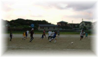 第4回 親子で楽しむサッカー教室_c0218303_15124794.jpg