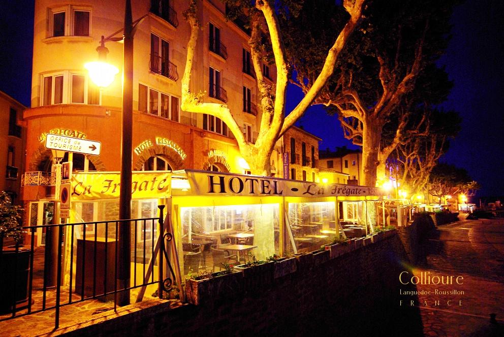 コリウールの灯 - Lumière de Collioure_b0108109_19595980.jpg