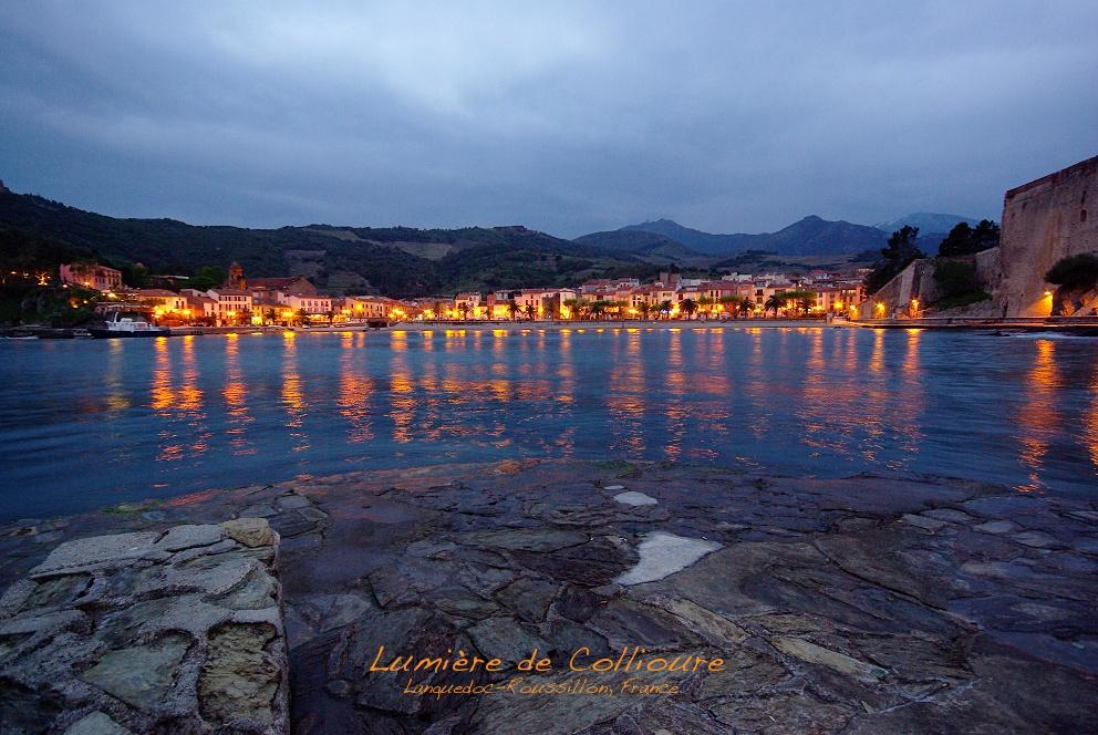 コリウールの灯 - Lumière de Collioure_b0108109_1959756.jpg