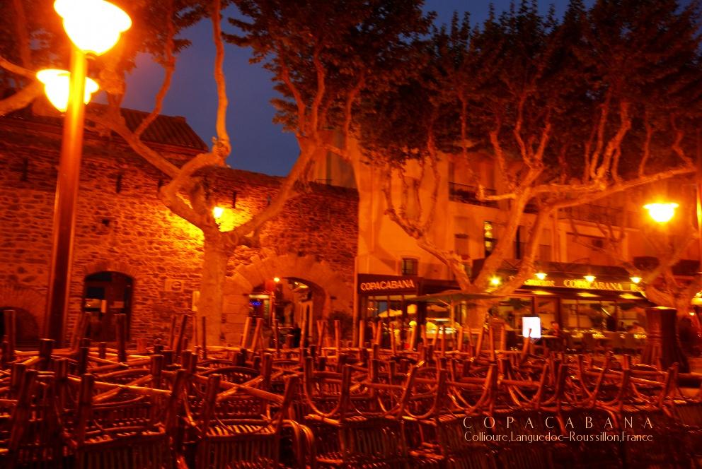 コリウールの灯 - Lumière de Collioure_b0108109_2004286.jpg