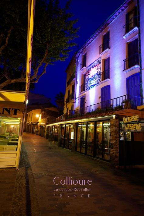 コリウールの灯 - Lumière de Collioure_b0108109_2015290.jpg