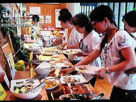 東海テレビ ア・ライフ ちこり村レストラン_d0063218_11141086.jpg
