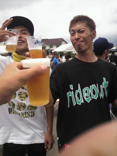 夏 スノボー 沼田町_e0173533_1049759.jpg