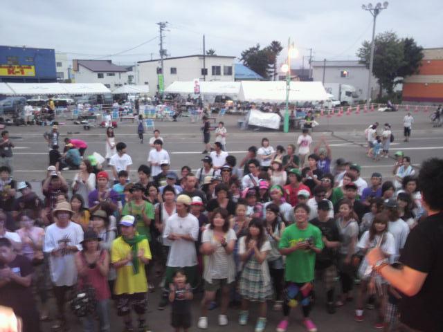 夏 スノボー 沼田町_e0173533_116139.jpg