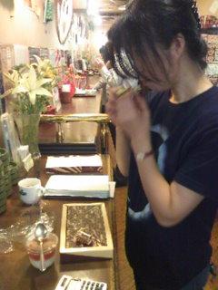 「食の職」8月20日発売! スタッフ今の写メレポートその2♪_c0069047_2247869.jpg