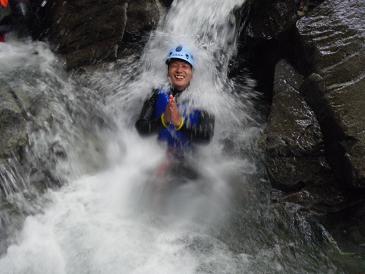 キャニオニング水上 西黒沢で夏バテを、、、_a0150951_19475812.jpg