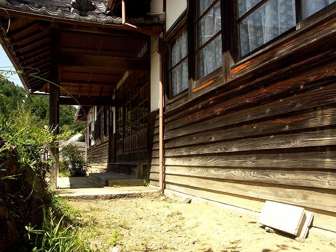 旧黒川小学校校舎_f0116479_10521147.jpg