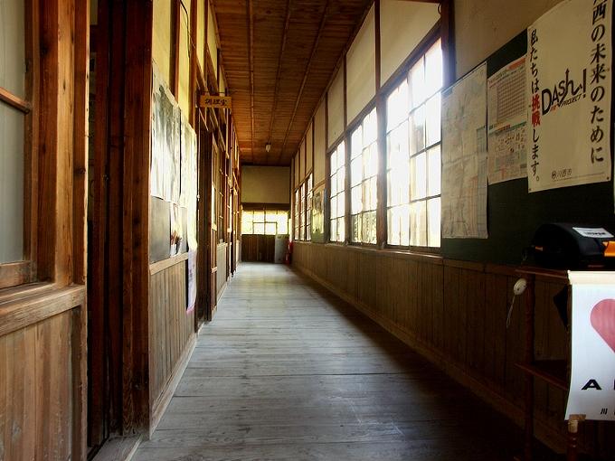 旧黒川小学校校舎_f0116479_11151948.jpg