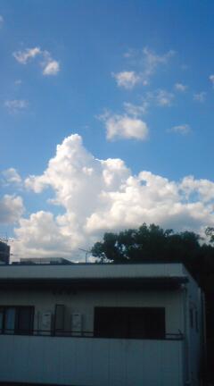 夏の雲♪_f0028791_1411236.jpg