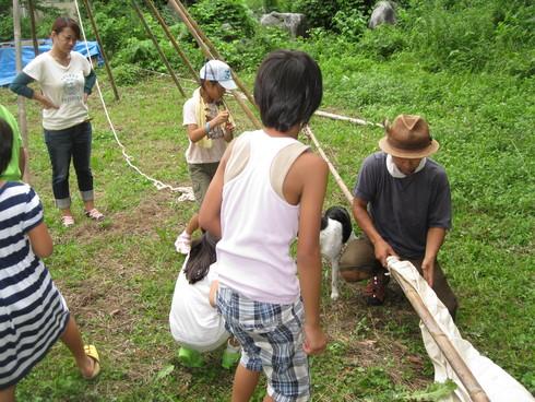 「子供キャンプ」開始~~!!!!_a0125419_134429.jpg