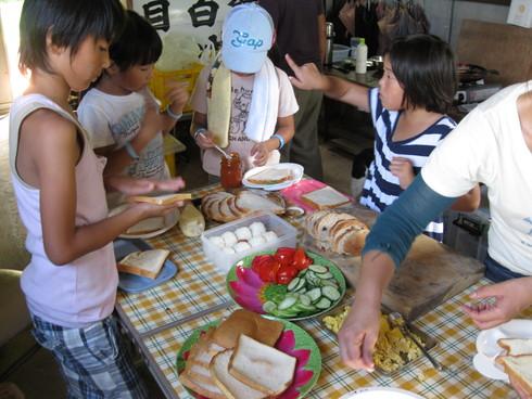 「子供キャンプ」開始~~!!!!_a0125419_13514434.jpg