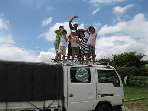 「子供キャンプ」開始~~!!!!_a0125419_1412054.jpg