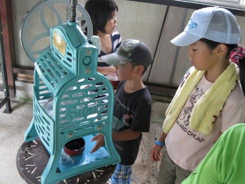 「子供キャンプ」開始~~!!!!_a0125419_1423513.jpg