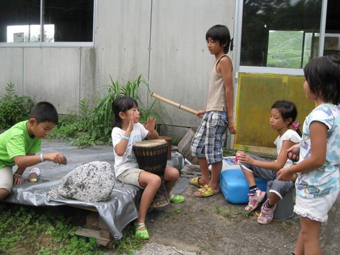 「子供キャンプ」開始~~!!!!_a0125419_1423836.jpg