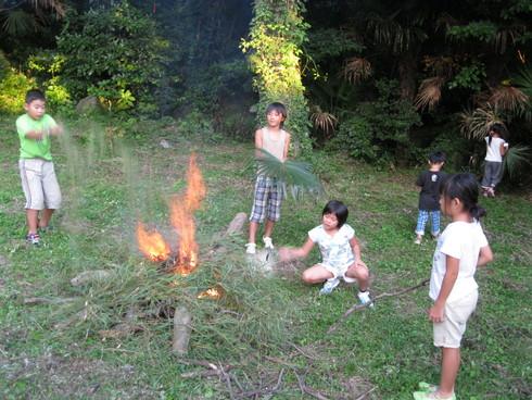 「子供キャンプ」開始~~!!!!_a0125419_14243332.jpg