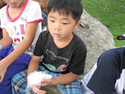 子供キャンプ「2日目」~~_a0125419_1447327.jpg
