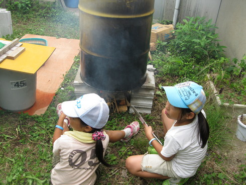 「子供キャンプ」開始~~!!!!_a0125419_1462922.jpg