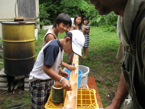 子供キャンプ「2日目」~~_a0125419_1505823.jpg