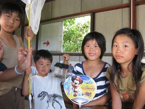 子供キャンプ「2日目」~~_a0125419_151132100.jpg