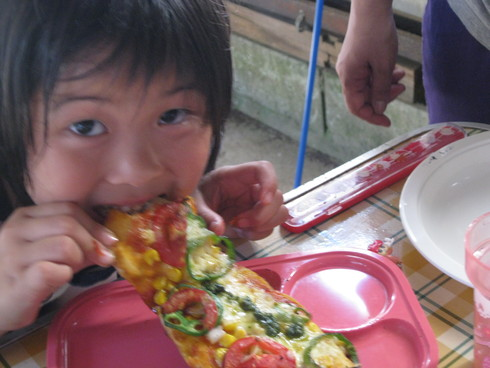 子供キャンプ「2日目」~~_a0125419_15204851.jpg