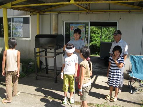 子供キャンプ「2日目」~~_a0125419_1521375.jpg