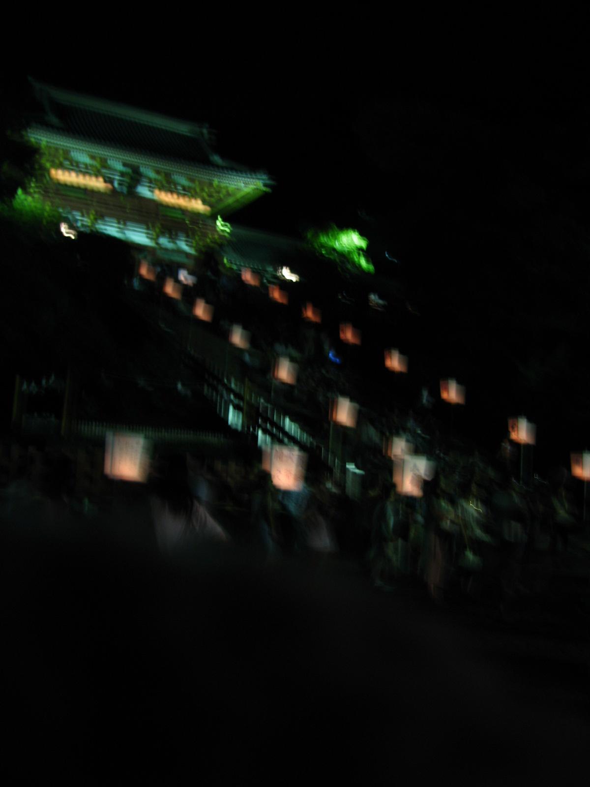 ぼんぼり祭り、茅の輪くぐり_b0158721_220932.jpg