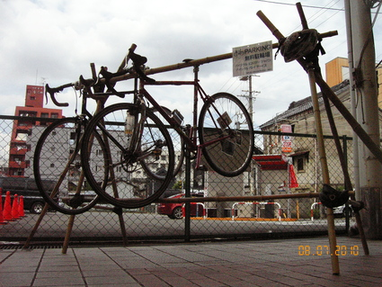 バイクバレイ in 名古屋円頓寺商店街_f0063022_12562253.jpg
