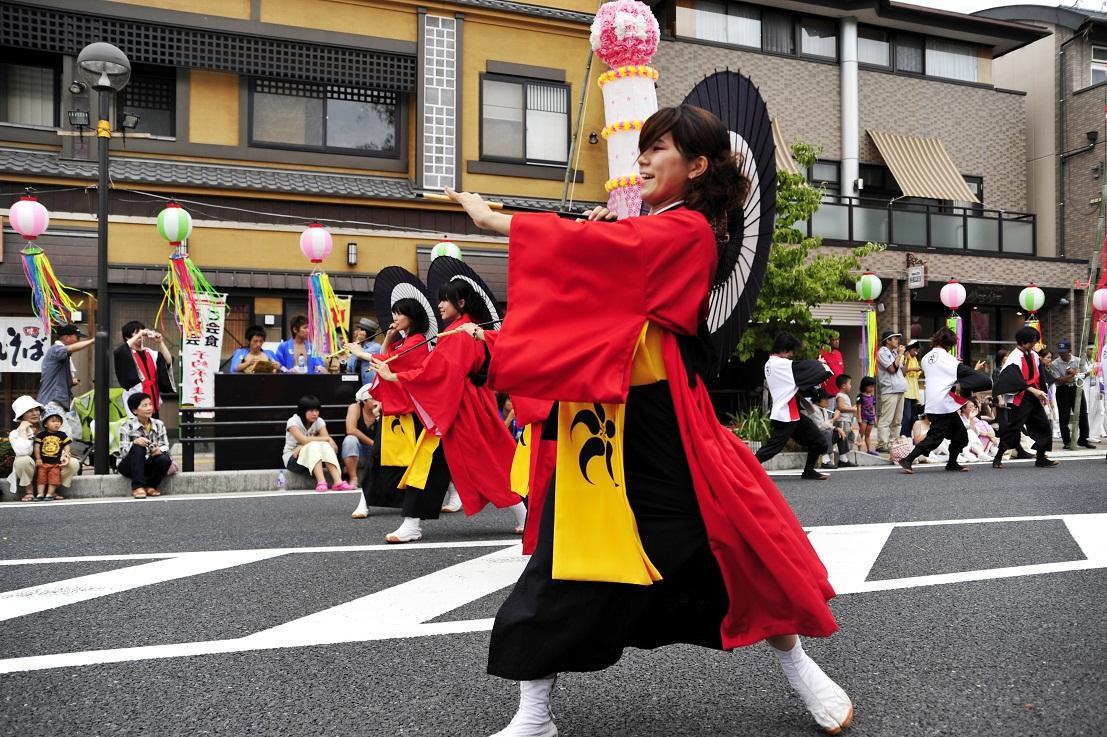 瑞浪七夕祭り_f0184198_0543412.jpg