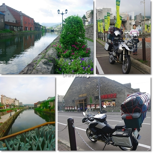 北海道タンデムツーリング 丘の町美瑛へ・・・ _f0179404_21213069.jpg