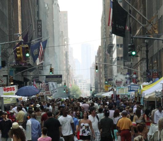 NYのストリート・フェアの食べ物屋さん屋台いろいろ_b0007805_1330918.jpg