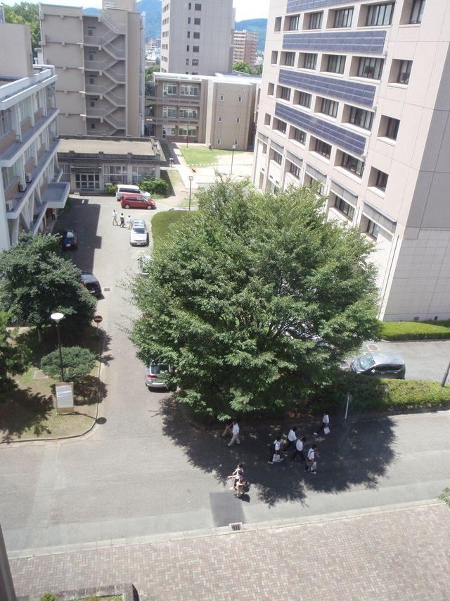 熊本大学2日目オープンキャンパスとぶつかる_c0025115_2159214.jpg