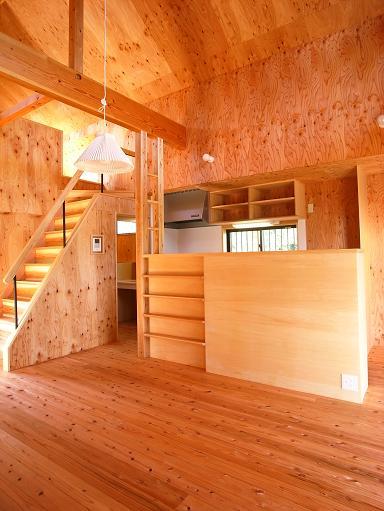 OTさんの家 完成(2) 2010/8/10_a0039934_18194325.jpg