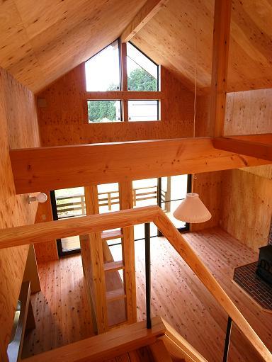 OTさんの家 完成(2) 2010/8/10_a0039934_18255329.jpg