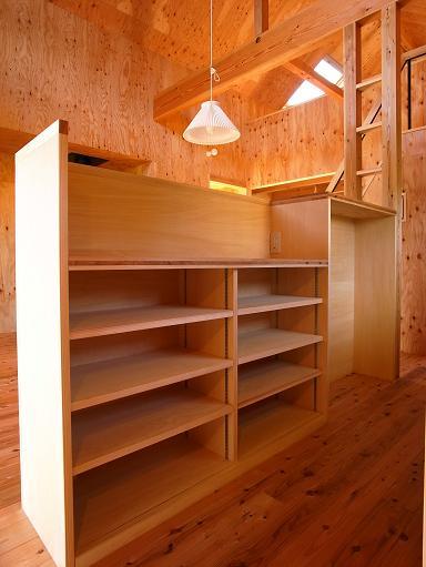 OTさんの家 完成(2) 2010/8/10_a0039934_18413165.jpg