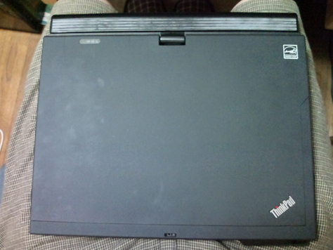 ThinkPad X201 Tablet を撮ってみた。_b0003577_0112514.jpg