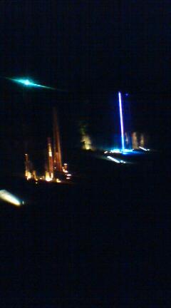 竹と灯のアート♪No2_f0028791_14442994.jpg
