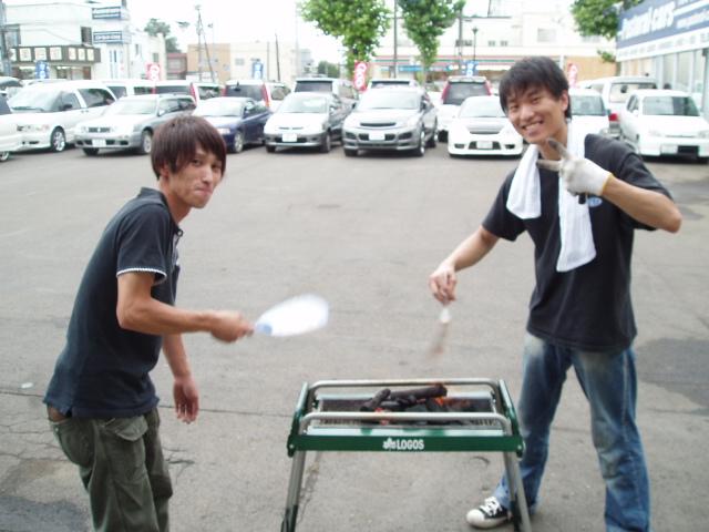お客様感謝デー・第一弾!BBQ編!!(伏古店)_c0161601_11242054.jpg