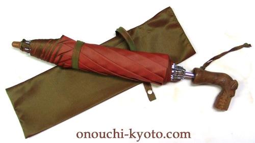 犬の手元がついた40年前の傘が・・・_f0184004_10363981.jpg