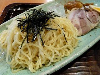 月ヶ瀬@京店 (冷やしつけ麺)_f0080612_2225271.jpg