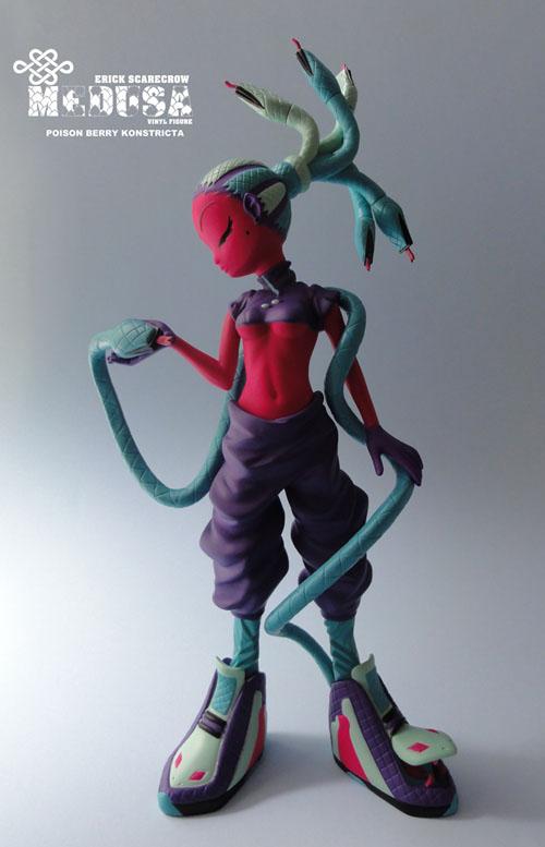 Medusa Poison Berry Konstricta by Erick Scarecrow_e0118156_9265876.jpg
