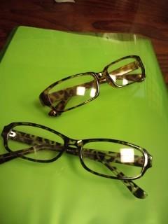 双子の眼鏡。_f0143188_1383913.jpg