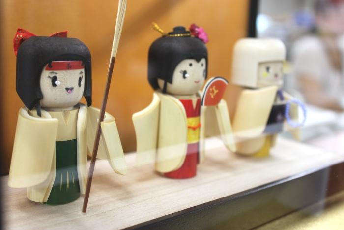 三姉妹の越前竹人形(試作品)_f0229508_16363956.jpg