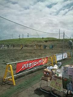 ビーチサッカー!_c0118011_17452313.jpg