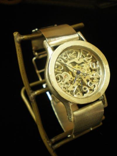 KS  「CRAFTIST  SILVER 」機械式時計(手巻き)_d0083912_2082828.jpg