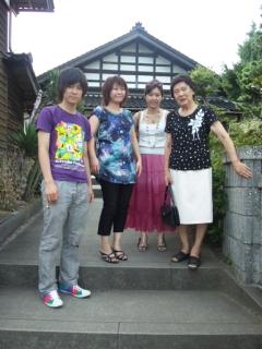 両親と過ごした夏休み_d0148223_8443924.jpg