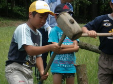 越前里地里山チャレンジ隊2010(その2)_e0061225_16585270.jpg