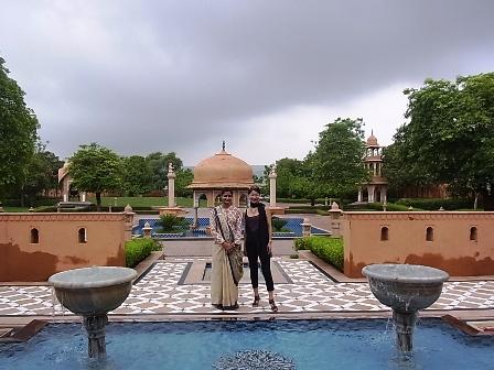 インド通信4 ラジャスターンを満喫できるお気に入りホテル_a0138976_21533256.jpg