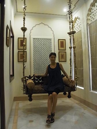 インド通信4 ラジャスターンを満喫できるお気に入りホテル_a0138976_21584186.jpg