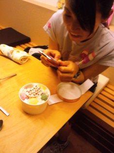 Happy birthday akikoさん_e0117783_19585629.jpg