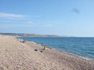 世界遺産のイギリス南西部海岸「Weymouth」_e0030586_1561225.jpg